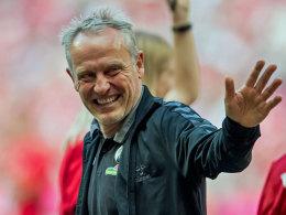 Freiburger Eröffnung gegen den FC Turin