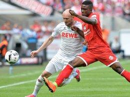 Köln verpflichtet Cordoba vom FSV
