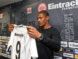 Unterschrift in Frankfurt?