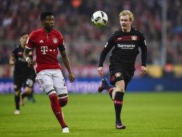 Neuer Spielplan: Bayern gegen Bayer zum Auftakt
