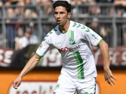 Hoffenheim verpflichtet Zulj aus Fürth