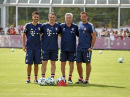 Ancelotti: Große Transfers, Gnabry und die Berater
