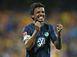 Luiz Gustavo vor Wechsel nach Marseille