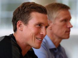 VfB-Trainer Wolf: