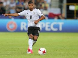 Gnabry bei Bayern: Alles hängt von Costa ab