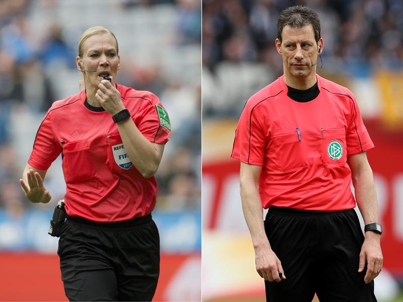 Schiedsrichterin Steinhaus fiebert Saison entgegen