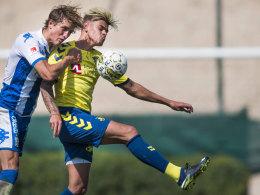 Der VfB verlängert Kliment-Ausleihe