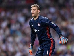 Bayern-Kader für Asien-Tour steht - Neuer fehlt