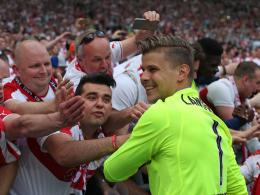 VfB bricht ins Trainingslager auf - Langerak überrascht