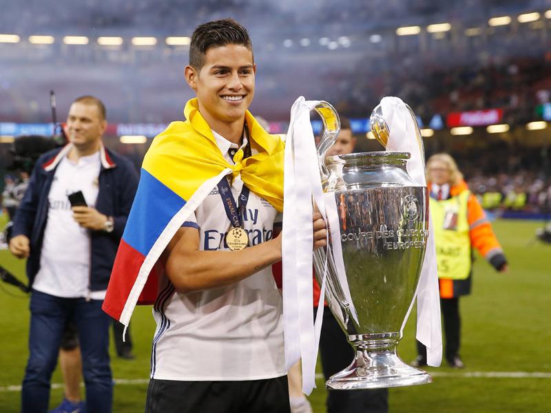 Rummenigge schließt nichts aus | Real-Star James zu den Bayern?