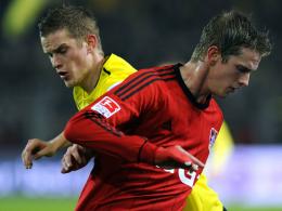 Zwillinge vereint: Sven Bender wechselt nach Leverkusen!