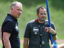 Augsburg testet gegen Middlesbrough und Southampton