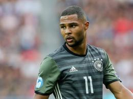Auf Leihbasis: Gnabry von Bayern nach Hoffenheim
