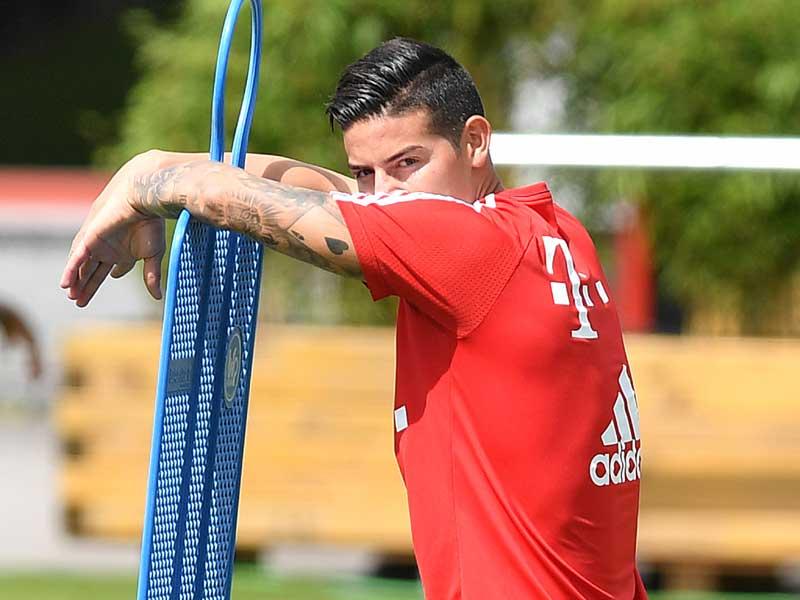 James Rodriguez Transfer zum FC Bayern angeblich schon fix