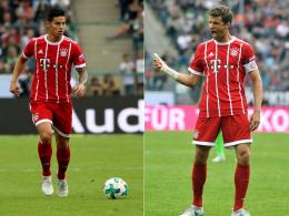 James gefällt - Kapitän Müller gibt ein Statement ab