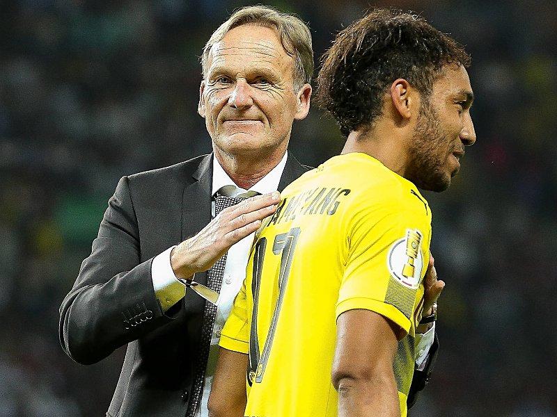 Milan-Boss will Aubameyang oder einen anderen dieser zwei Stars