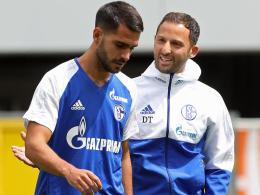 Schalker Abflug: Mit drei Neuen, ohne fünf Nationalspieler
