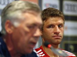 Ancelotti: Klare Ansage an James - Müller freut's