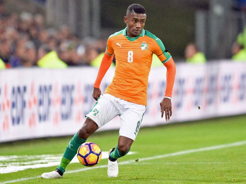 Hertha-Torjäger Kalou will doch zurück ins Nationalteam