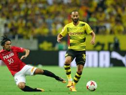 Visaprobleme: Toprak zurück in Dortmund