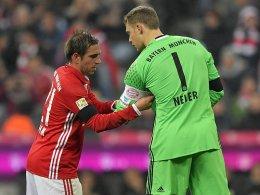 Lahm-Nachfolger steht fest: Neuer ist Bayern-Kapitän