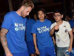 Schalke schließt neuen China-Deal ab
