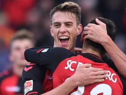 U-21-Europameister Haberer und Kempf