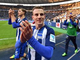 Keine Reue wegen Monaco: Darida verlängert in Berlin
