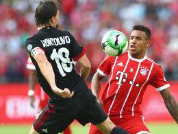 LIVE! Ribery tanzt, aber Milan trifft