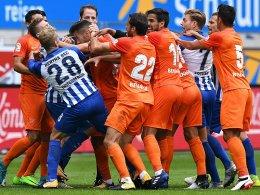 Final-Niederlage bei Selke-Debüt