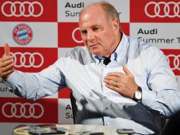 Hoeneß: Neuer Sportdirektor ist bis September da