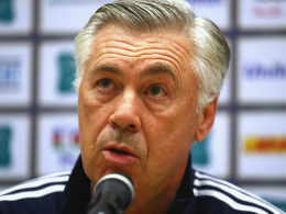 Ancelotti: Druck?