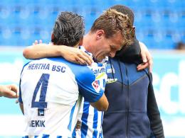 Langkamp fehlt der Hertha