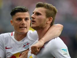 Leipzig: Trainingspause für Offensiv-Duo