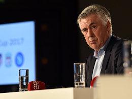 Ancelotti: Auf Distanz zum Klub in Sachen Sportdirektor