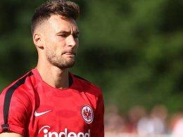 Mandel-OP: Blum fehlt der Eintracht zum Saisonstart
