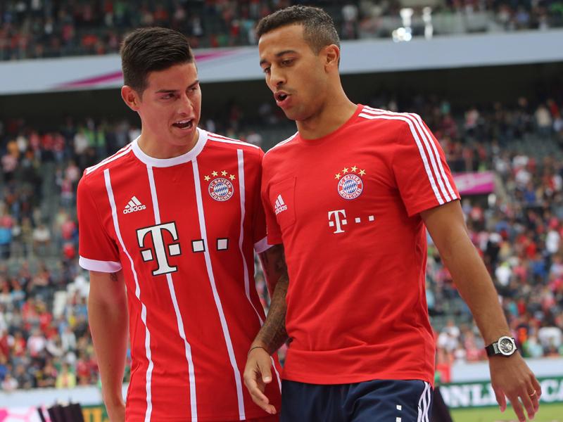 Nächste Pleite gegen Neapel! Bayern Letzter beim Audi Cup