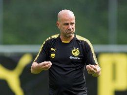 BVB-Coach Bosz: