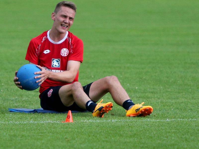 Bungert bleibt Kapitän bei Mainz