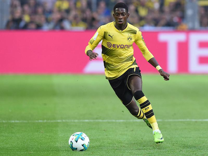 Dortmund: Keine Einigung mit Barca wegen Dembélé