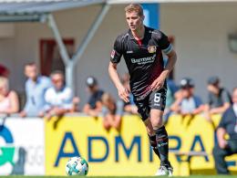 Leverkusen: Leichte Entwarnung bei Bender