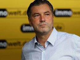 BVB-Freundschaftsspiel in Zwickau wird verlegt