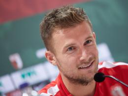 Baier ist Augsburgs neuer Kapitän