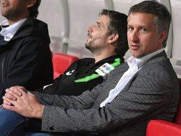 Baumann: Das Risiko bei Werder bleibt