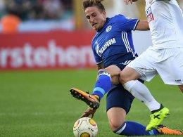 Transfercheck Schalke: Oczipka erste Wahl