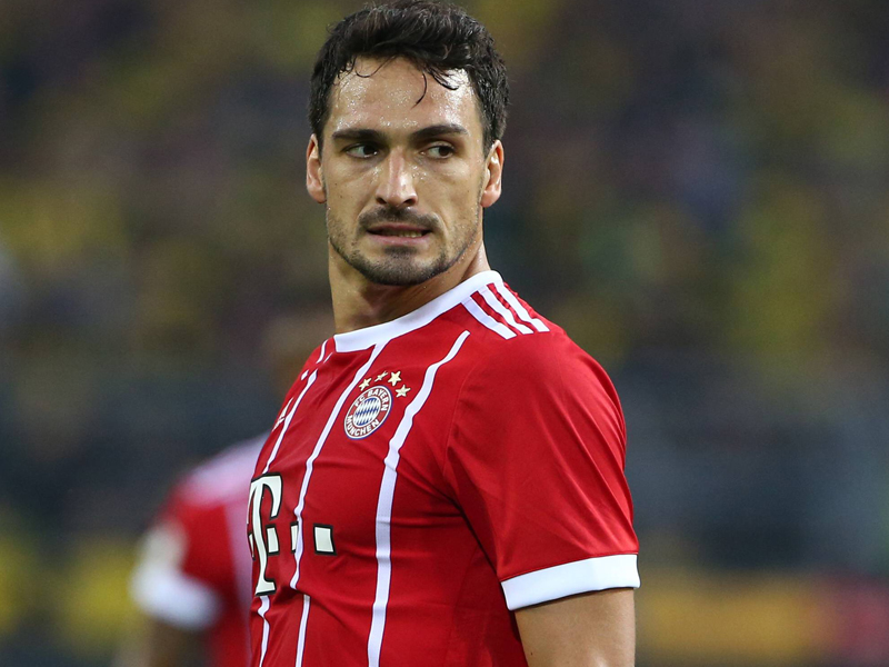 Mats Hummels Is Donating 1% Of His Wage