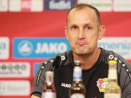 Leverkusen: Ohne Kapitän Bender und das olympische Motto
