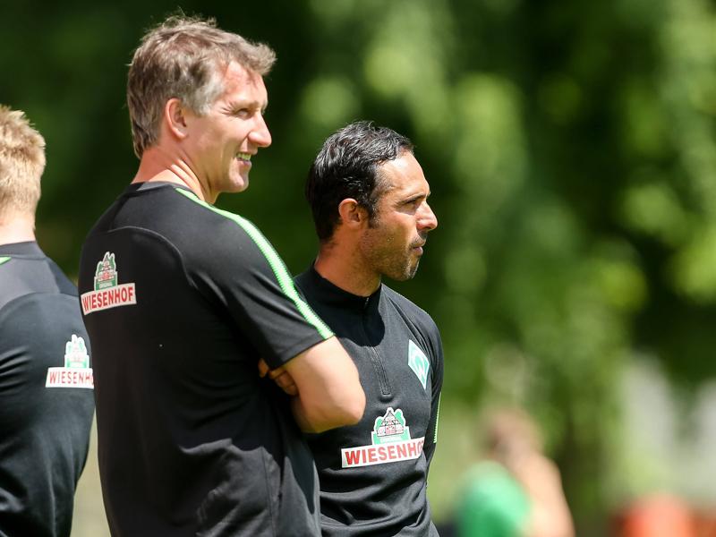 Werder Bremen vor dem Bundesliga-Start: Mit Drobny und ganz viel Freude