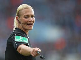 Steinhaus am ersten Spieltag nicht im Einsatz