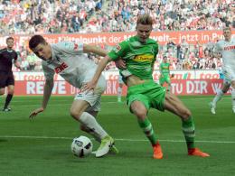 Kölns Heintz vor dem Derby: